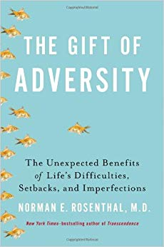 Grow Through It: The Gift of Adversity by Norman E Rosenthal M.D.